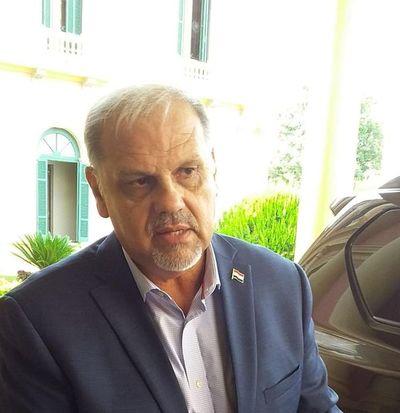 Ministro de la SEN, a cuarentena por contacto con gobernador infectado por COVID