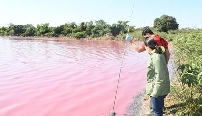 Reportan alto grado de contaminación en laguna Cerro de Limpio