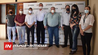 PATRULLA CAMINERA Y JUNTAS MUNICIPALES DEBATIERON SOBRE LEYES DE TRÁNSITO