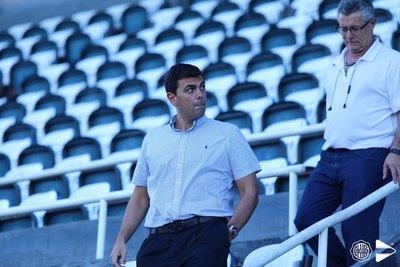 Una nueva construcción de Olimpia llevará el nombre de Marco Trovato