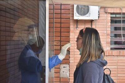 Dos nuevos casos de COVID en sedes fiscales de Alto Paraná