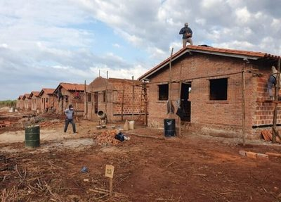 """""""Con menos plata hicimos más casas"""", asegura Dany Durand"""