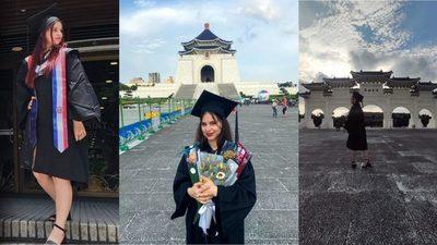 """""""Hazlo, y si te da miedo, hazlo con miedo"""": La historia de una paraguaya en Taiwán"""