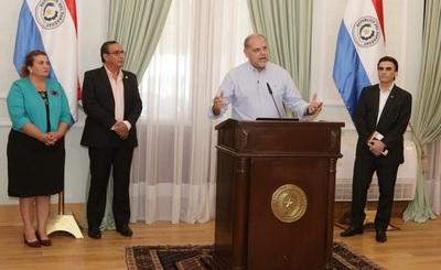 Ministro de Emergencia va a cuarentena por contacto con Gobernador de Alto Paraná