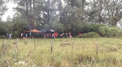 HOY / Vecinos de la zona de Villeta reclaman un terreno de 15 hectáreas