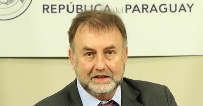 Benigno López desmintió que haya presentado su renuncia como ministro de Hacienda