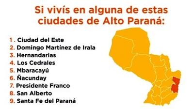 Pytyvõ 2.0: Inscripción para Alto Paraná [VÍDEO]