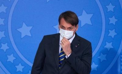"""HOY / """"Lamentamos todas las muertes, pero hay que seguir adelante"""", dice Bolsonaro"""