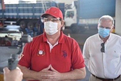 Capeto de Alto Paraná dio positivo al virus vai