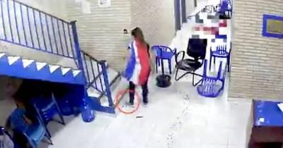 Negaron hasta copias de videos a los abogados de la heredera de Quintana