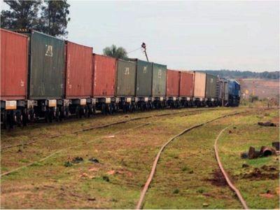 Exportarán a Europa arroz local vía tren por Argentina