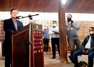 El ministro Acevedo amenaza  incendiar el  Poder Judicial
