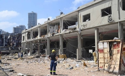 HOY / La cifra de muertos por explosión de Beirut se eleva a 149