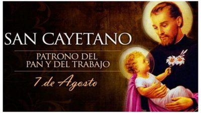Día de San Cayetano, Patrono del Pan y del Trabajo
