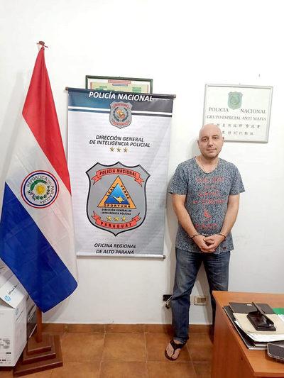 Detienen a libanés acusado de cometer multimillonaria estafa