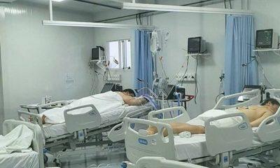 Dura realidad de los pacientes con COVID-19 internados en terapia intensiva