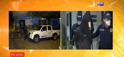 Presunto asesino de guardia de seguridad fue detenido