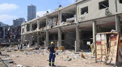 La cifra de muertos por explosión de Beirut se eleva a 149
