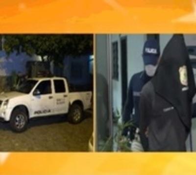 Detienen a presunto asesino de guardia de seguridad
