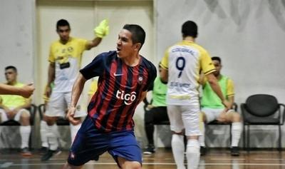HOY / El 'Cholo' Salas jugará en la Primera División del futsal español