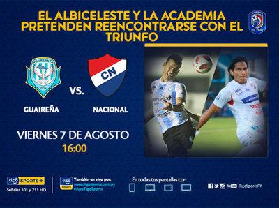 La segunda rueda del Apertura empieza en Villarrica