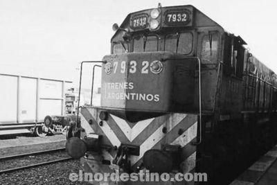 Se logró un acuerdo mediante el cual un tren de cargas argentino llevará arroz paraguayo para comercializarlo internacionalmente