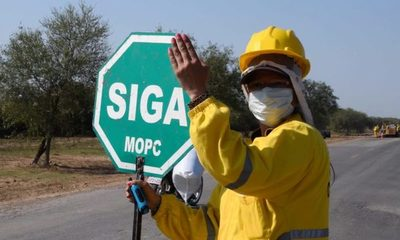 MOPC proseguirá obras  con contratos vigentes – Diario TNPRESS