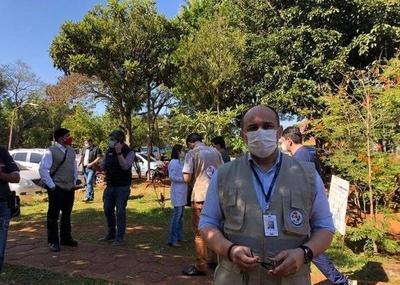 HOY / Viceministro de Salud está aislado tras presentar síntomas