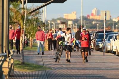 Central y Asunción en Fase 3 hasta el 30 de agosto, anunció Mazzoleni
