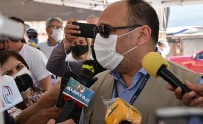 """Viceministro de Salud con síntomas tras visita a """"Wuhan del Este"""""""