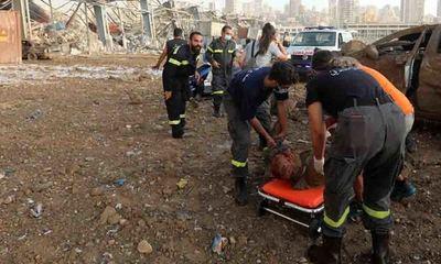 Crece el número de víctimas por las explosiones en Beirut: 154 muertos y 120 heridos graves – Prensa 5