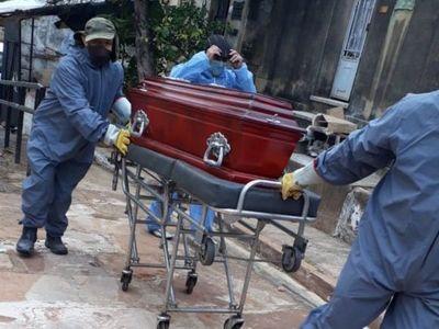 Un solo cementerio en capital para muertes por coronavirus