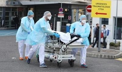 Médico afirma que llegan personas con pulmones destrozados en CDE
