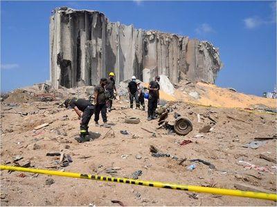 No descartan intervención extranjera en explosión de Beirut