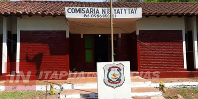 DENUNCIAN HURTO DE VEHÍCULO ESTACIONADO AL COSTADO DE LA MUNICIPALIDAD DE YATYTAY.