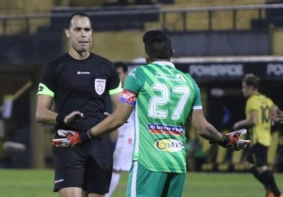 Los árbitros 'borrados' por Elizondo