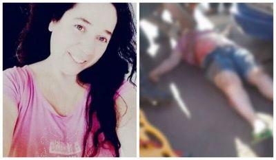 Mujer motociclista perdió la vida tras ser arrollada por un tractocamión en Pedro Juan Caballero