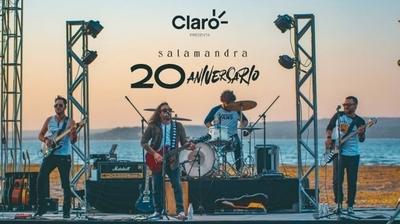 HOY / Salamandra está de aniversario y lo celebra con Claro