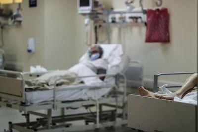 """Hospitales, """"exigidos"""": el 70% de las camas de terapia ya está ocupado"""