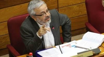 Querey dice que Benigno López va a meter mano en recursos asignados a Salud para luego pedir otro préstamo para MSPBS