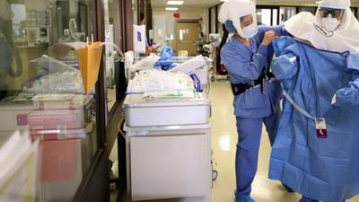 La pandemia de COVID-19 ya causó la muerte de más de 700 mil personas en el mundo