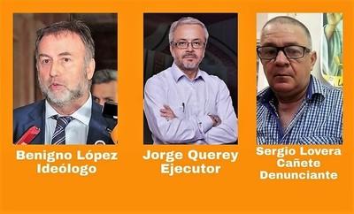 """""""Ley Querey busca que IPS subsidie la caja parlamentaria con dinero rapiñado a abuelitos"""""""