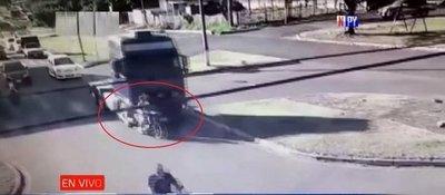 Imprudencia al volante desencadena un accidente fatal
