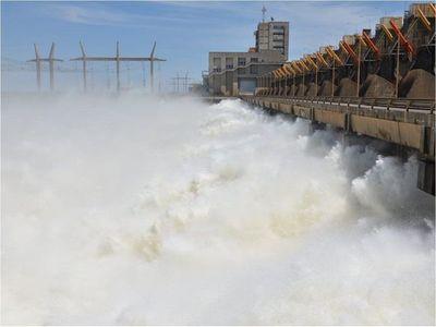 Argentina transifiere USD 45 millones a Paraguay por cesión de energía