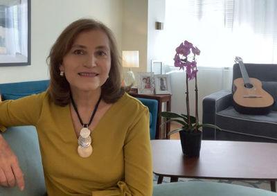 Berta Rojas invita al concierto virtual en homenaje a  Agustín Barrios