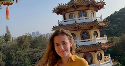 Paraguaya sobresaliente: de Luque a Taiwán para estudiar en la mejor universidad de ingeniería