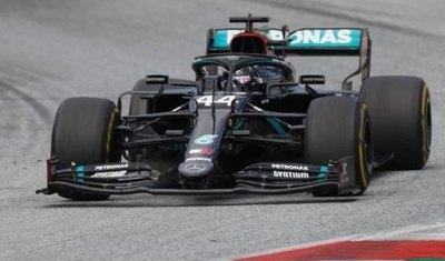 Hamilton fue el más rápido en día de libres en Silverstone