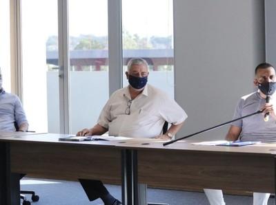 Mesa de diálogo en la División Intermedia