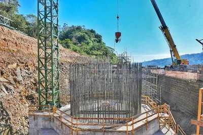 Puente de la Integración: Un tercio de la obra ya está concluida