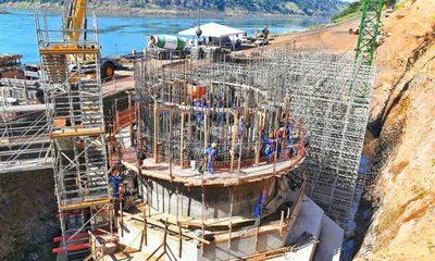 Hoy se cumple un del inicio de obras del Puente de la Integración y tiene un avance del 30%